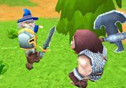3D Sihirbazlar ve Şövalyeler oyununda karşınıza gelen canavarla ve orklara karşı kıyasıya bir mücadele vermelisiniz. Vereceğiniz bu mücadelenin sonunda kazanan siz olmalı ve onlarda kaybeden. Her zaman girdiğiniz mücadeleleri kazanarak rakibinizi ortadan yok etmelisiniz. http://www.3doyuncu.com/3d-sihirbazlar-ve-sovalyeler/