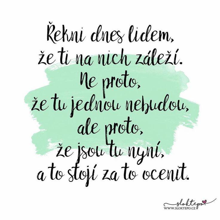 V mém životě jsou lidé, bez kterých si ho absolutně nedovedu představit. ☕ #sloktepo #motivacni #hrnky #miluju #kafe #citat #darek #domov #stesti #laska #rodina #czechboy #czechgirl #czech #praha