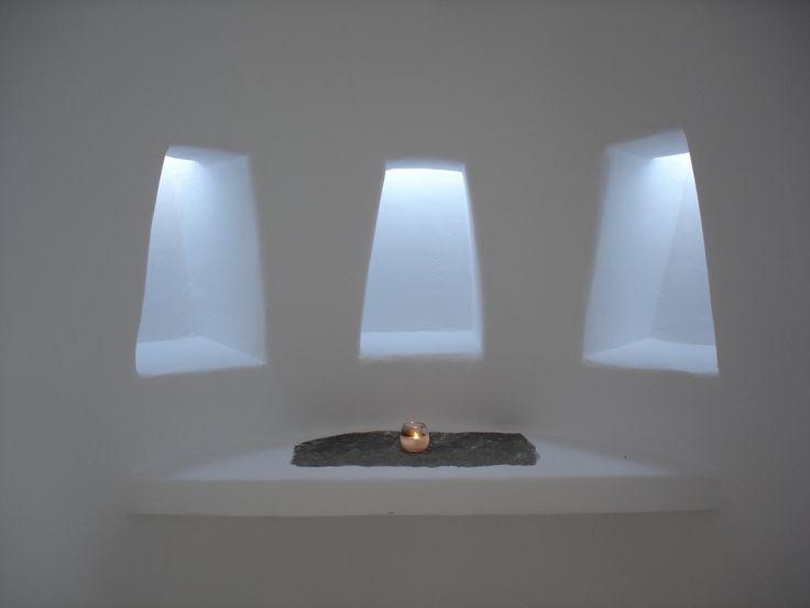 Chapel Altar in Mykonos