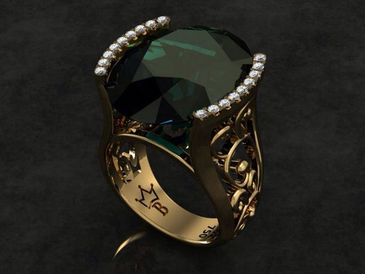 Oval ring jewelry diamond fashion