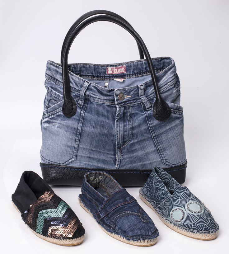 Espadrilles and matching bag, for more inspiration click here: http://www.prymyourstyle.com/index_gb.html