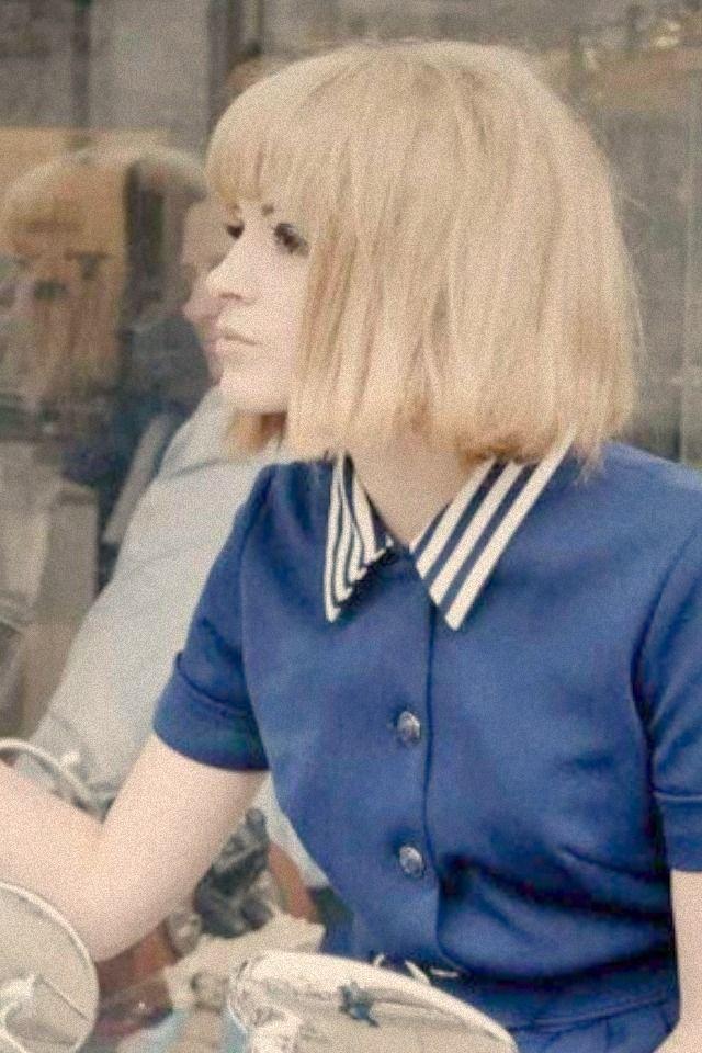 1960s Retro Short Hair Pinterest Bobs Bangs And 1960s