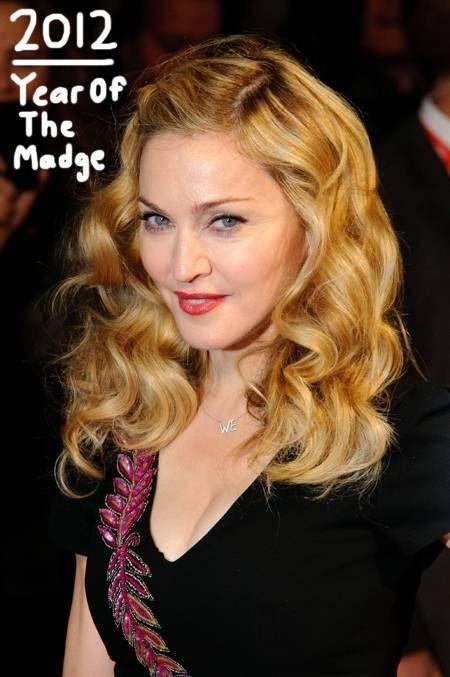 Madonna  07/17/2012 4:00PM  Hyde Park - London  London, GL