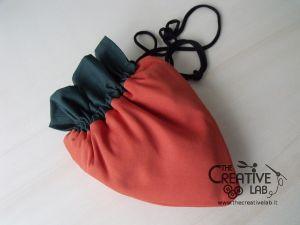 #tutorial per #shopper richiudibile #faidate con #coniglietto che si trasforma in una carota. Perfetta per #pasqua! #bunny #easter #diy #bag #borsa