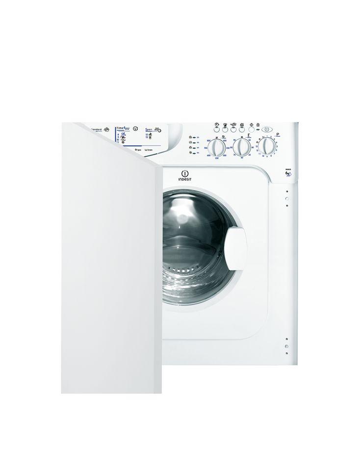 Lavadora IWME 8 (EU) - Indesit ofrece un amplio número de programas especiales para lavar de un modo efectivo diferentes tipos de tejidos de acuerdo a tus necesidades. http://www.indesit.es/electrodomesticos_i/Lavadoras_IWME_8_(EU)/pid_F052807SP/40.do