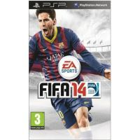 FIFA 14 [PSP] http://www.excluzy.com/fifa-14-psp-online-in-india.html