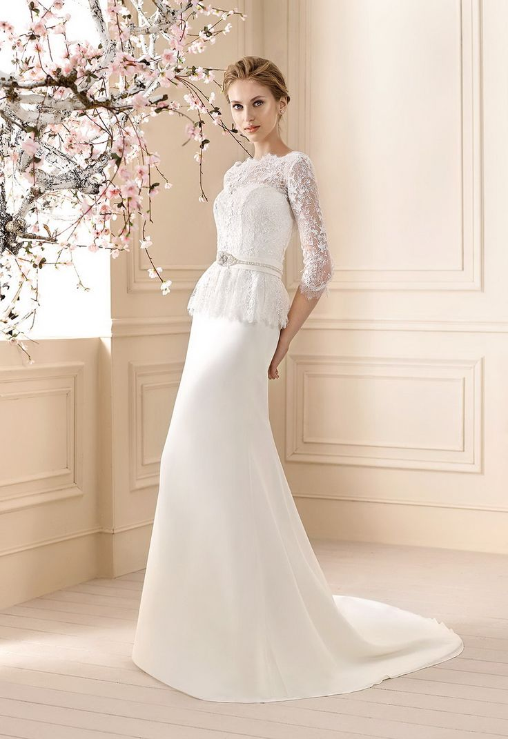 Cabotine Bridal Gown Style - Arenzano