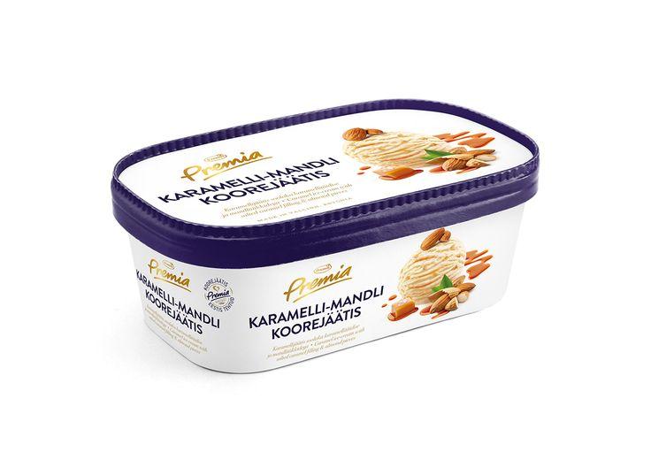 Premia Ice Creams on Behance