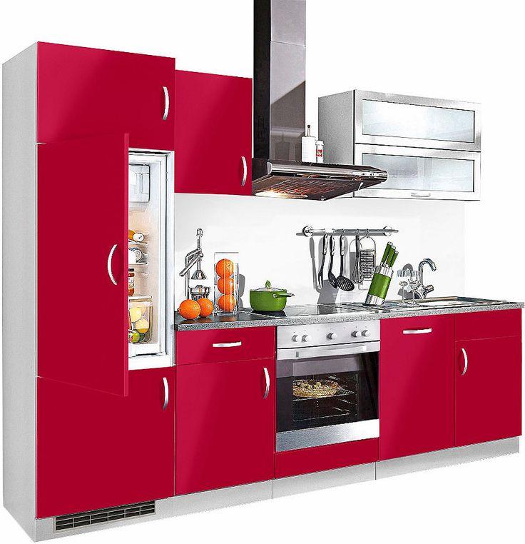 Küchenzeile »Amrum«, Breite 280 cm Jetzt bestellen unter   - küchenblock 260 cm