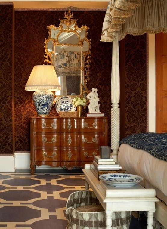 Design Portfolio And Lookbook Bedroom Interior
