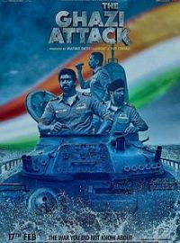 The Ghazi Attack (2017) Hindi Movie watch online Full HD Movie Free download .The Ghazi Attack (2017)  is Darama Movie