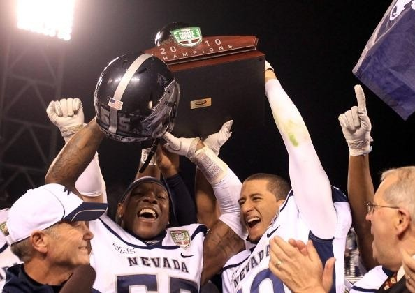 Nevada Wolf Pack football players make history at 2011 NFL Scouting Combine