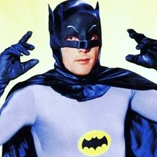 R.I.P Adam West. Thank you for warming the hearts of millions of people around the world. #batman