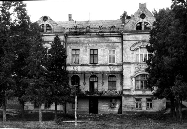 Przemysl, Poland, 1962, Private sanatorium of Dr. Kutna . - Yad Vashem Photo Archive