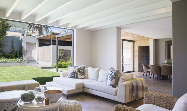 Learn about the characteristics and elements of a contemporary style of decorating and how you might bring the look into each room of your home.