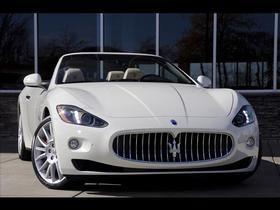 2014 Maserati GranTurismo Convertible
