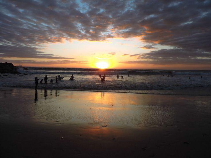 Las Penitas, Nicaragua Sunset