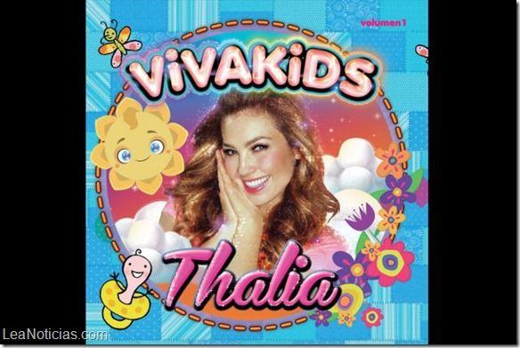 Mira aquí lo más reciente de Thalía, un álbum para niños muy especial - http://www.leanoticias.com/2014/06/28/mira-aqui-lo-mas-reciente-de-thalia-un-album-para-ninos-muy-especial/