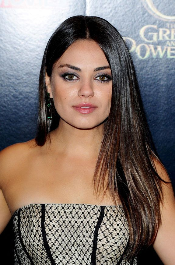 Mila Kunis at the Oz the Great & Powerful #Premier in #London