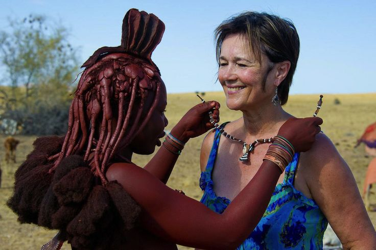 Cultural visits to the Himba Village