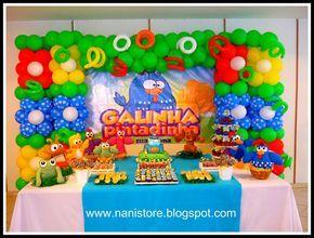 Festa Infantil Turma da Galinha Pintadinha | Flickr - Photo Sharing!