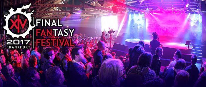 Soyez prêts pour le Final Fantasy XIV Fan Festival 2017 - Le Final Fantasy XIV Fan Festival 2017 se déroulera les 18 et 19 février 2017 au Festhalle à Francfort en Allemagne. Le Fan Festival est l'événement live le plus important pour les fans de FF XIV.