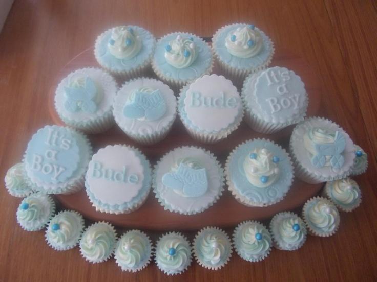 Naming Day Cupcakes