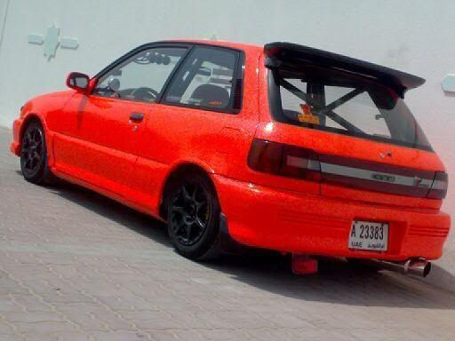 For Sale : Toyota Starlet 1991 - UAE Boost Club