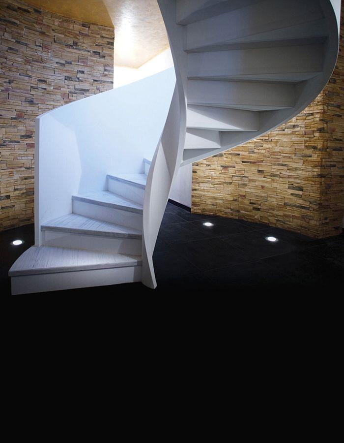 9 migliori immagini scale di design su pinterest scale for Scala a chiocciola di 5 piedi