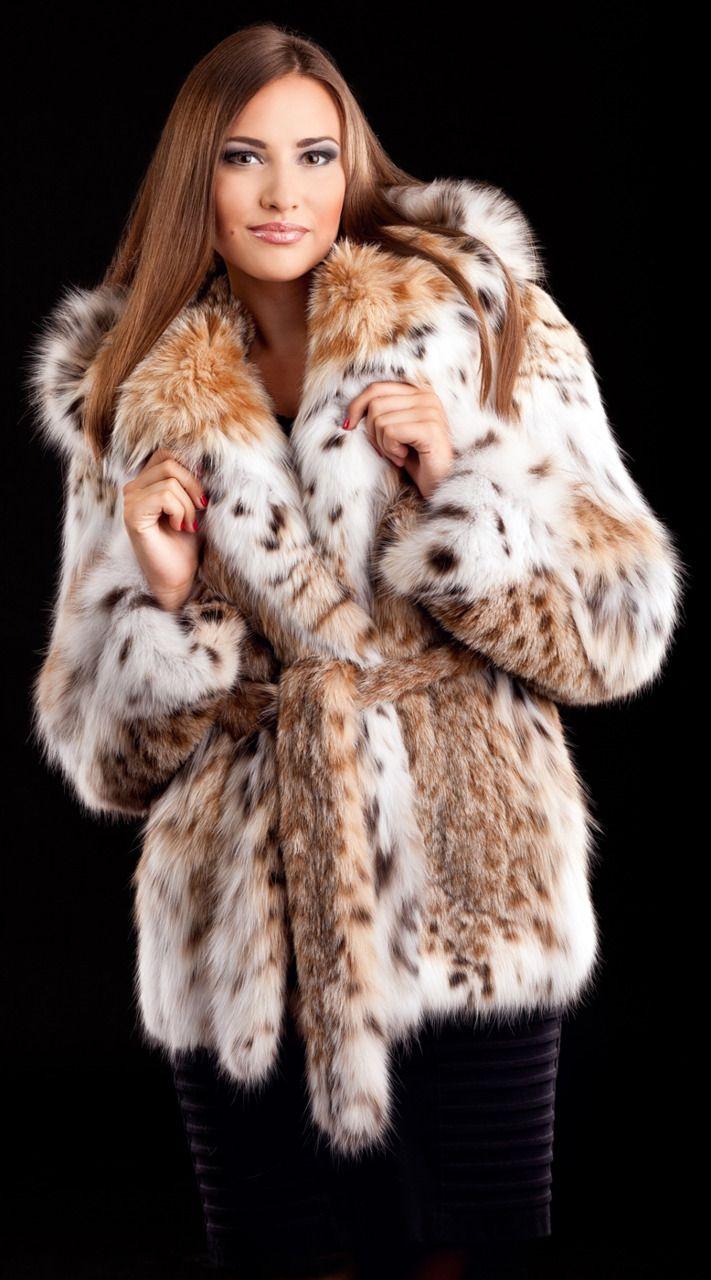 191 best Fur Lynx images on Pinterest | Lynx, Fur coats and Fur ...