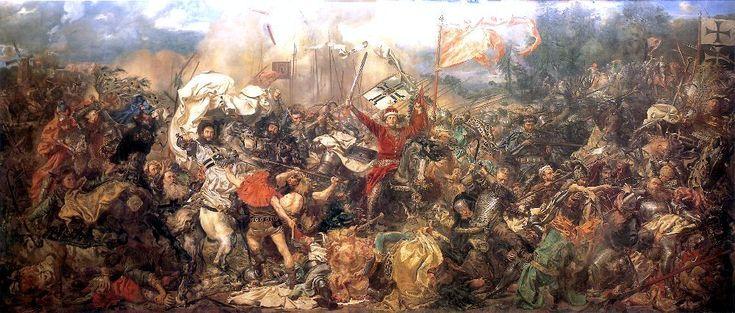 http://www.forvo.com/user/gorniak/  Jan Matejko - Bitwa pod Grunwaldem (Battle of Grunwald)