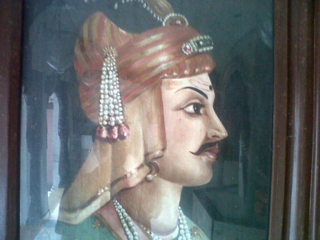 Bajirao I, Peshwa of Maratha: Portrait of Bajirao