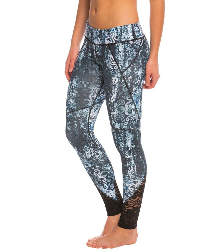 Vimmia Printed Composure Pant at YogaOutlet.com – The Web's most popular yoga shop