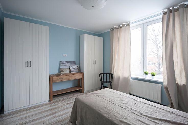 Квартира всветлых тонах для брата исестры. Изображение №1.