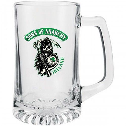 Sons of Anarchy Ireland Reaper Beer Stein