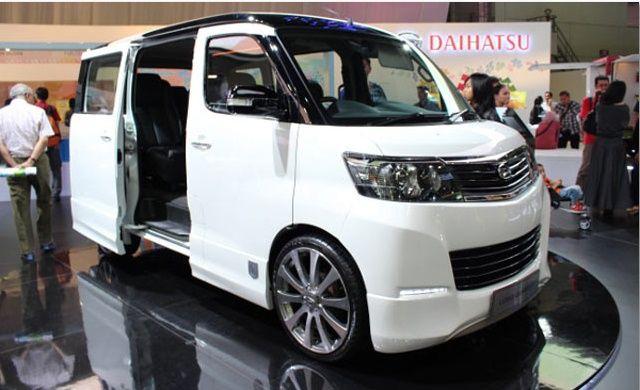 Daihatsu Luxio Semakin Oke Menjadi Sahabat Kita Daihatsu