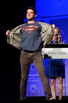 Bonnie & Clyde' Jeremy Jordan Talks 'Supergirl' Character Winn ...
