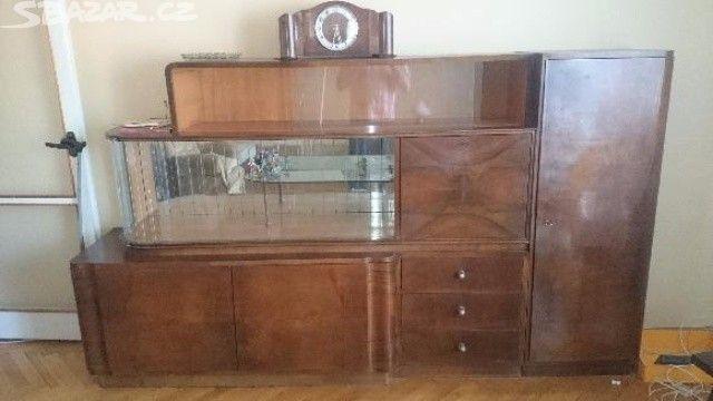 Prodám starožitný nábytek ve velmi zachovalém stavu - obrázek číslo 7
