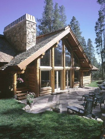 Source on FB --  Wholesale Log Homes