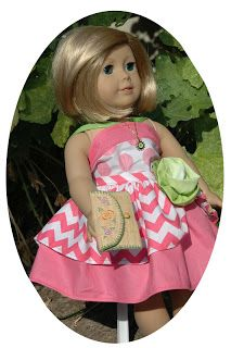 Jina's World Of Quilting: Nancy Zieman's 30-Minute Doll Clothes
