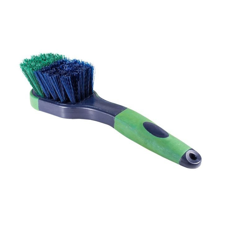 Softgrip bucket brushes - easy and efficient way to scrub those buckets clean with minimum effort!