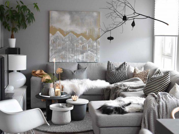 Livingroom! Styling.