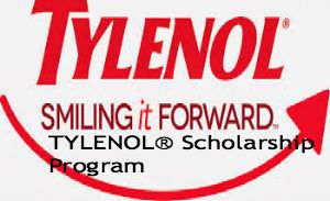 TYLENOL Scholarship Program Application, and appications are open until June 30, 2014. For the 23rd annual year, the makers of  TYLENOL® are awarding $250,000 in scholarships to college students pursuing healthcare related degrees.