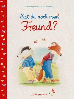 """Wer Kinder hat, der weiß, wie schnell das mit den Freundschaften im Knirps-Alter auch schon mal kriseln kann: """"Du bist nicht mehr mein Freund"""", heißt es da ganz kategorisch, """"Ich will dich auch nie…"""