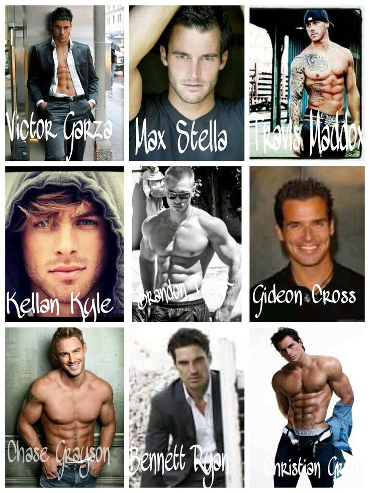 book boyfriends, i agee with most of these