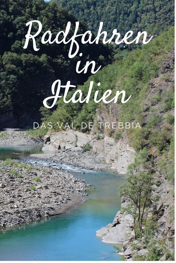 Auf ruhigen Straßen lässt sich das Val de Trebbia gut mit dem Rad erkunden.