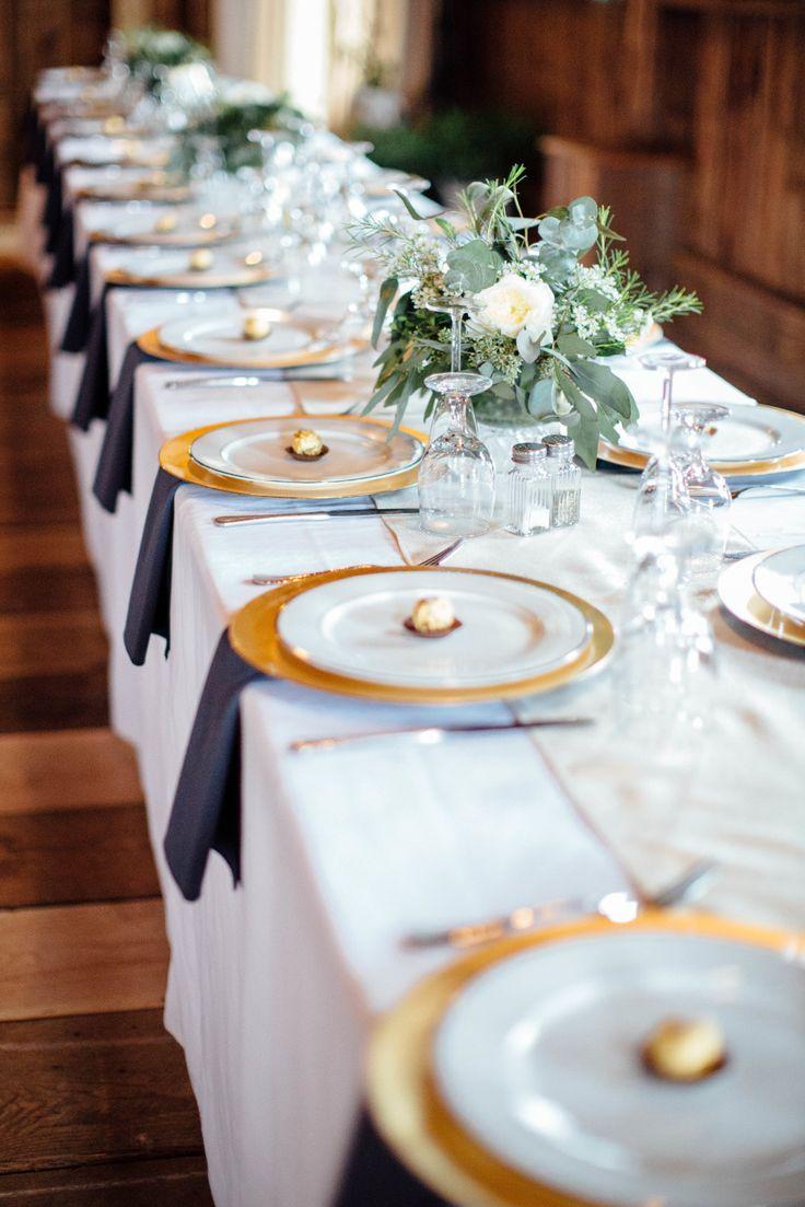 Handmade Rustic Barn Wedding Wedding Charger And