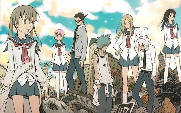 Soul Eater Manga |