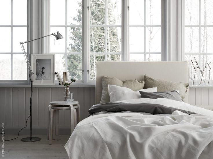 Slaapkamer Hemnes : IKEA Livet hemma Bäddat för vår Stylist Pella ...