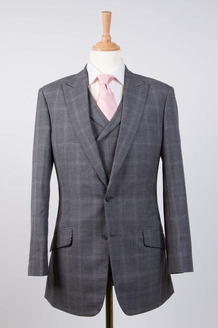 Jacket Peak Lapels Slanted Pockets Jetted Cloth Cool